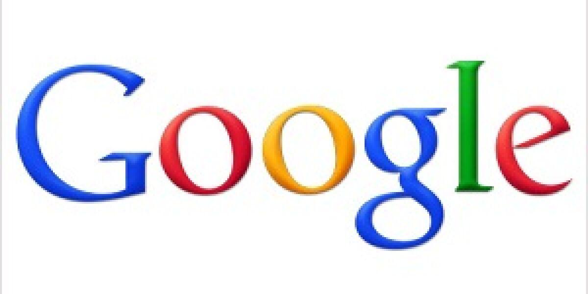 Strafandrohung für Google