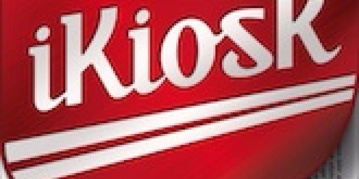 Die iKIOSK-App als digitaler Kiosk