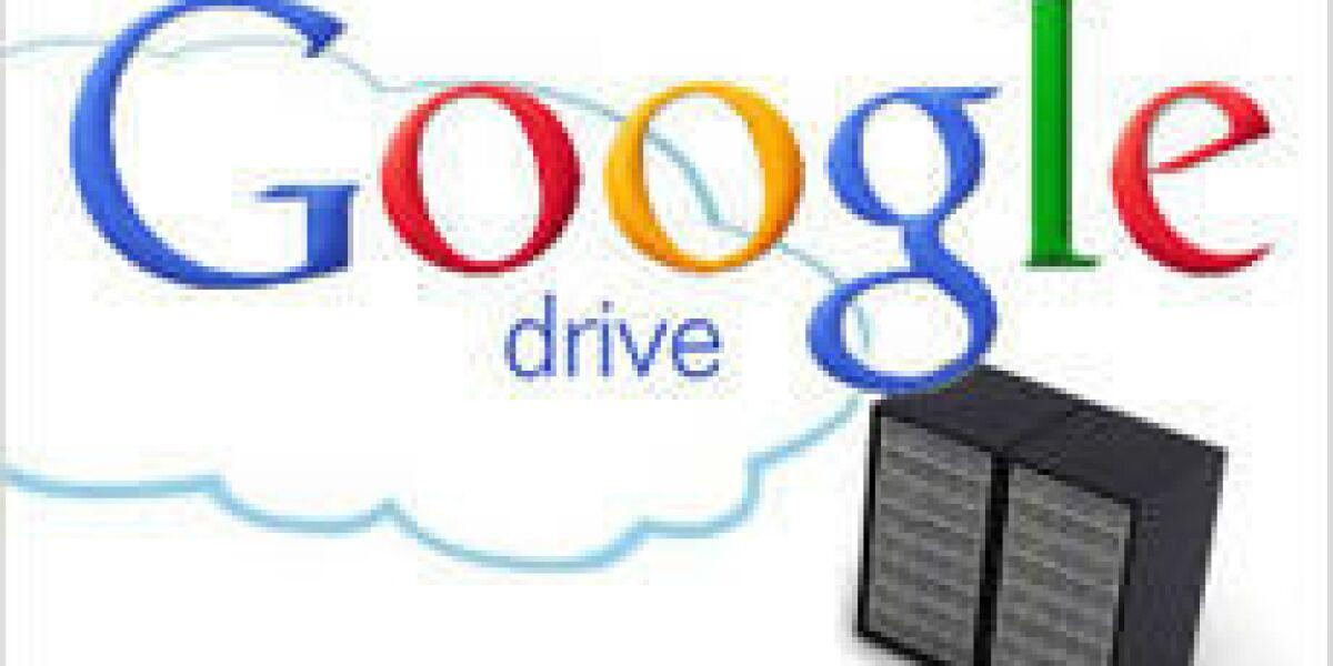 Googles Cloud-Service ist da