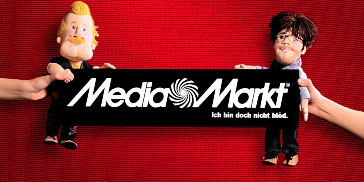 Neue Dachkampagne von Media Markt