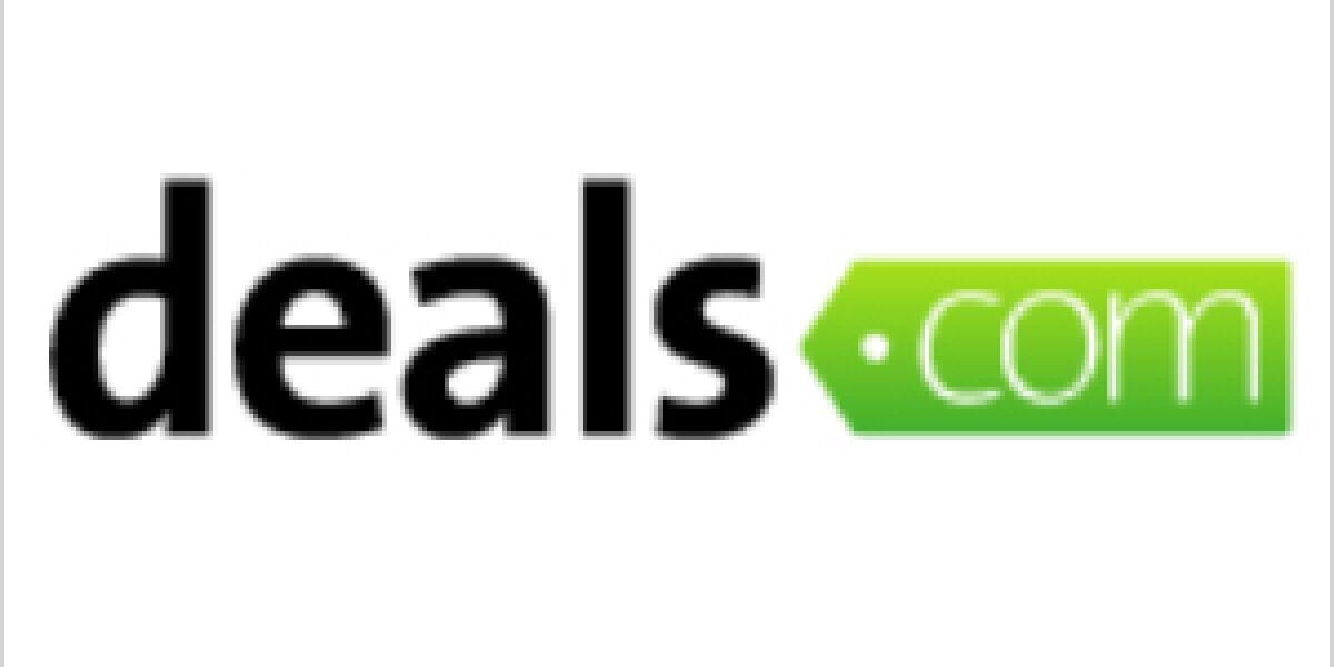 Deals.com erneut seinen Auftritt