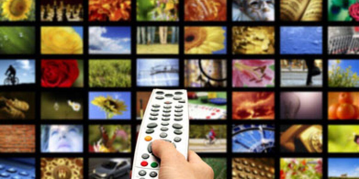 Studie zum TV-Konsum