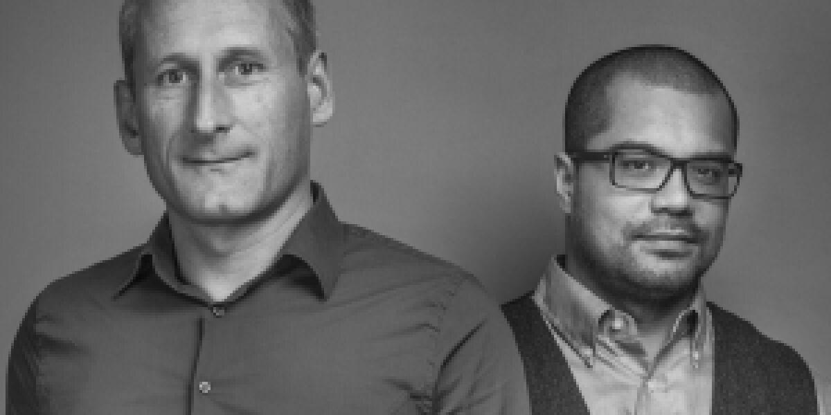 Martin Gassner (li.) und Blundstone Osterberger komplettieren das Führungsteam