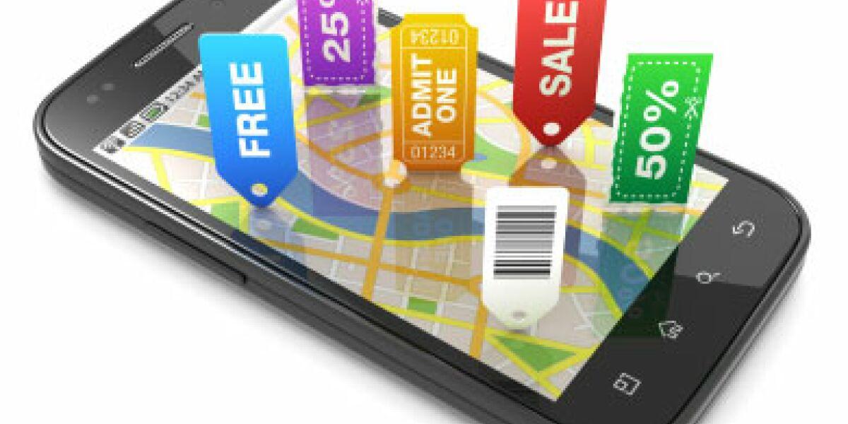 Mobile Werbekampagnen erzielen ein Plus