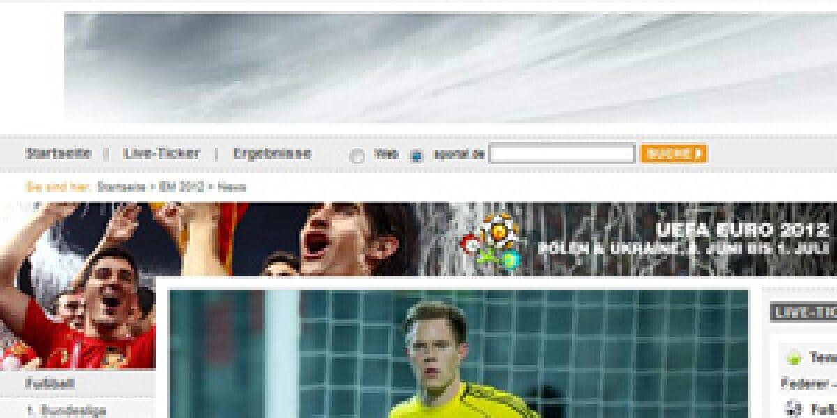 Interactive Media vermarktet sportal.de