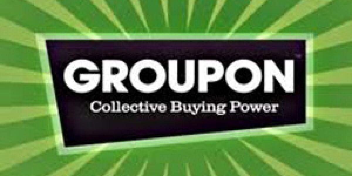 Erste Quartalsergebnisse 2012 bei Groupon