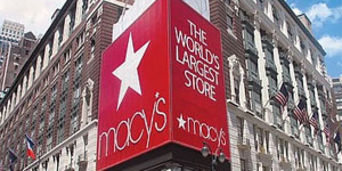 Macy's setzt auf Omni-Channel und Store-to-Door-Services