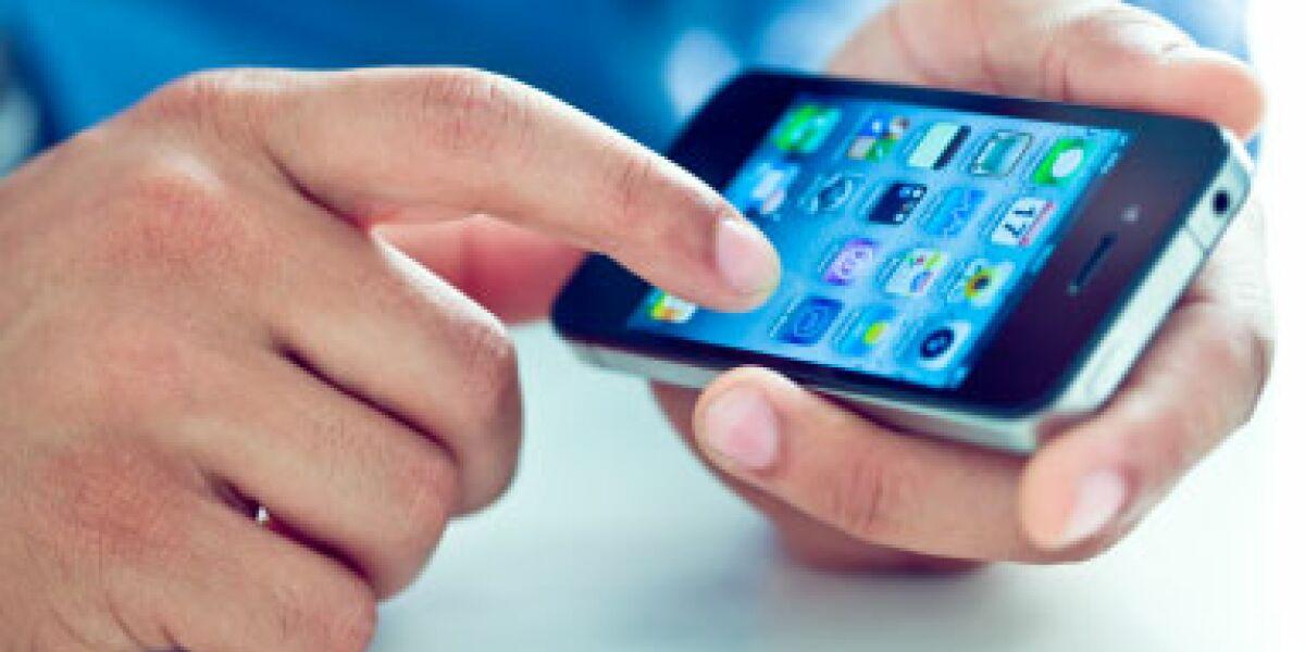 Daily Deal mit QR- und Barcodeapplikation für Smartphones