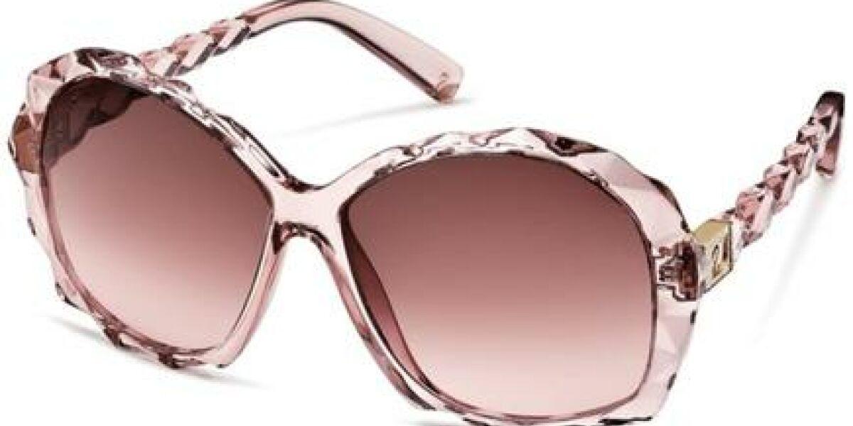 """Social-Media-Kampagne für die """"Amazing""""-Sonnenbrille von Swarovski"""