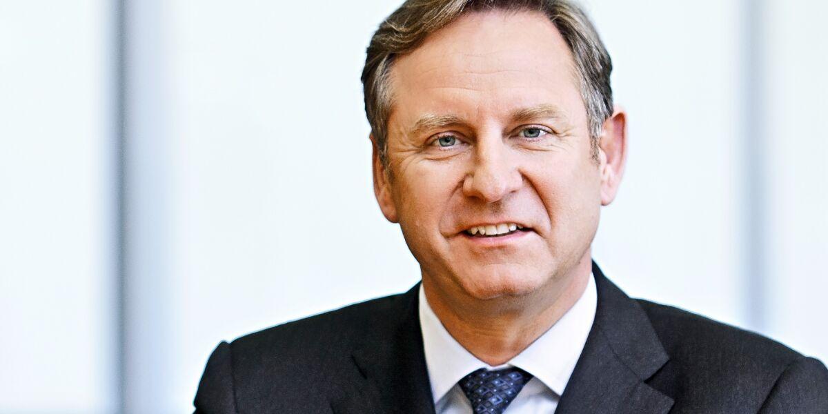 Hartmut Ostrowski, ehemaliger Bertelsmann-Chef