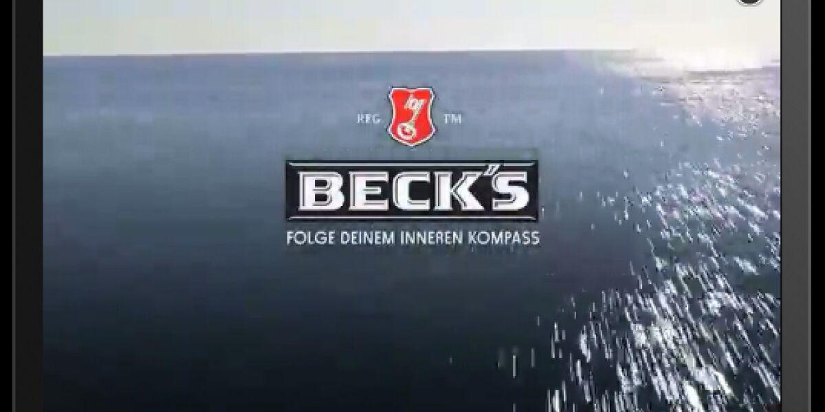 Beck's bringt Werbeclips auf mobile Geräte