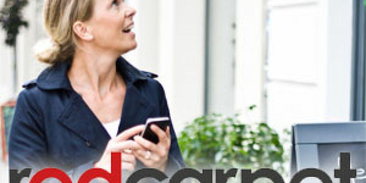 servtag startet lokales Anzeigennetzwerk radcarpet