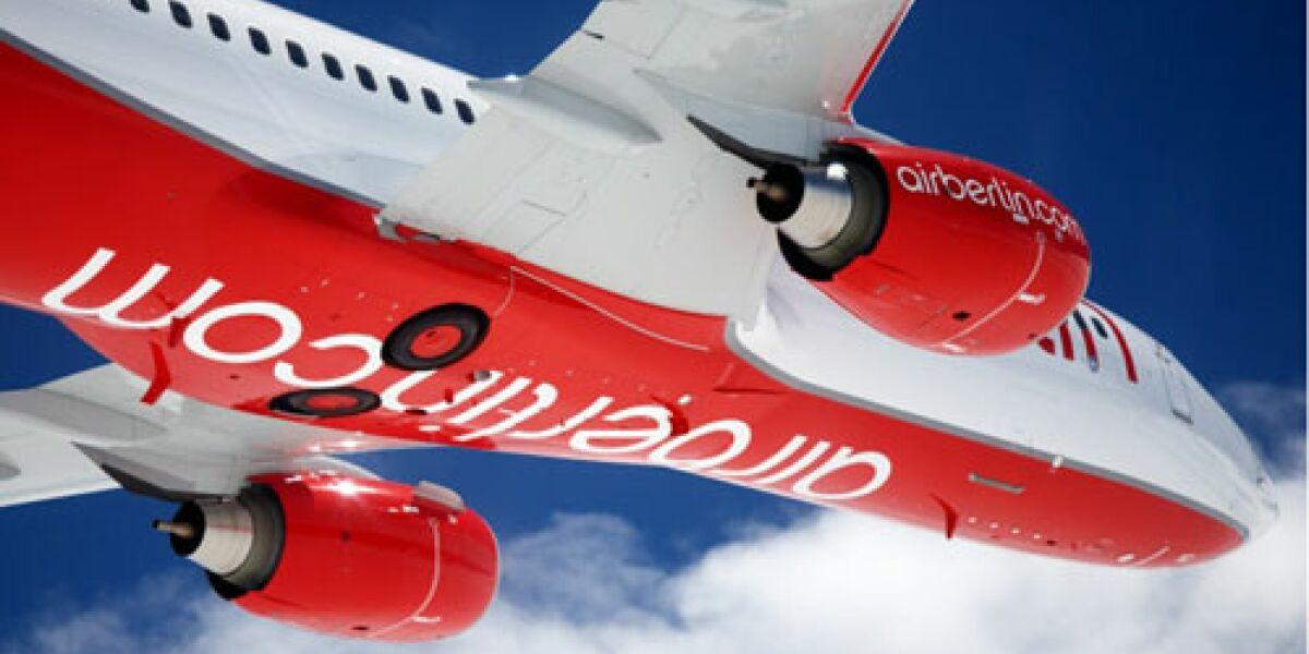 Airberlin setzt in Russland auf Tradedoubler