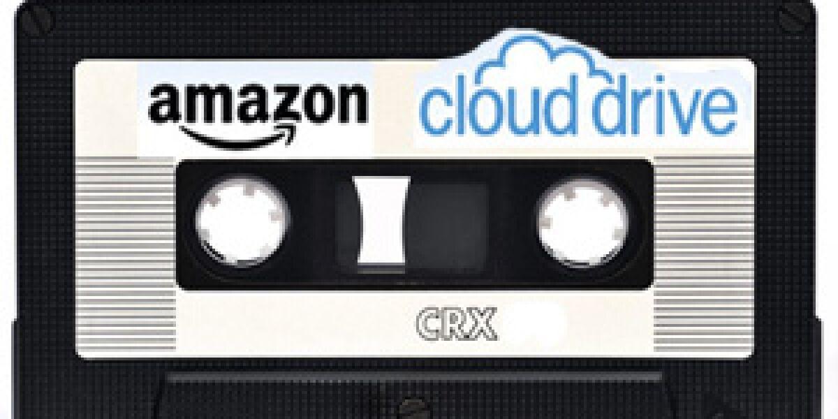 Amazon startet cloudbasierten Musik-Dienst