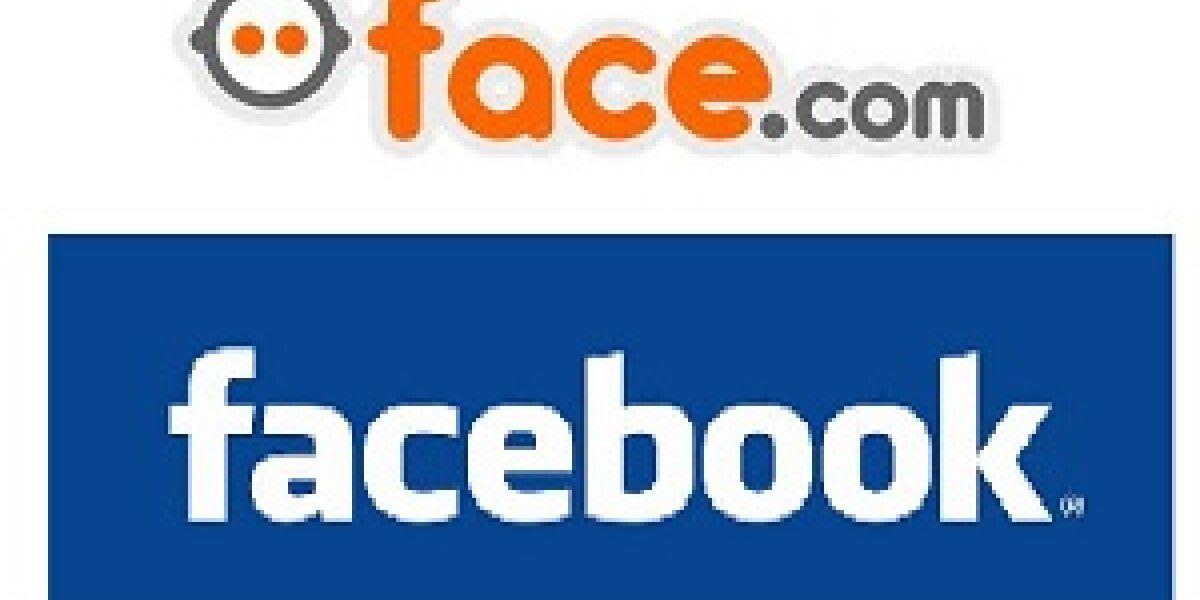 Facebook kauft face.com