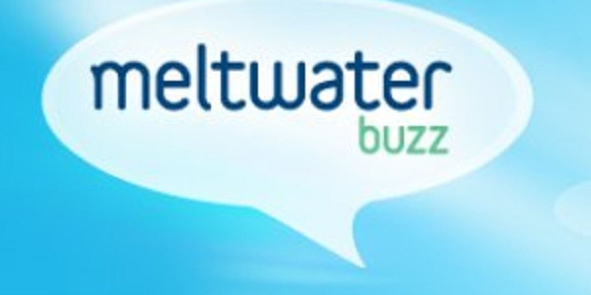 """Meltwater launcht """"Meltwater Buzz Connect"""""""