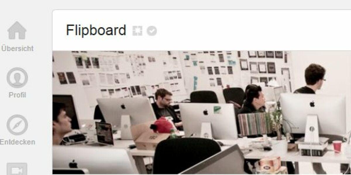 Google Plus öffnet API für Flipboard-App