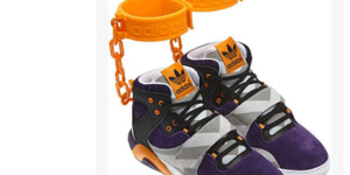 "Skandal um Adidas-Schuh ""JS Roundhouse Mid"""