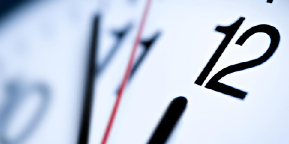 Die richtige Uhrzeit kann über den Erfolg einer Social-Media-Kampagne entscheiden