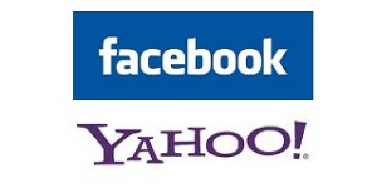 Yahoo und Facebook legen Patentstreit bei