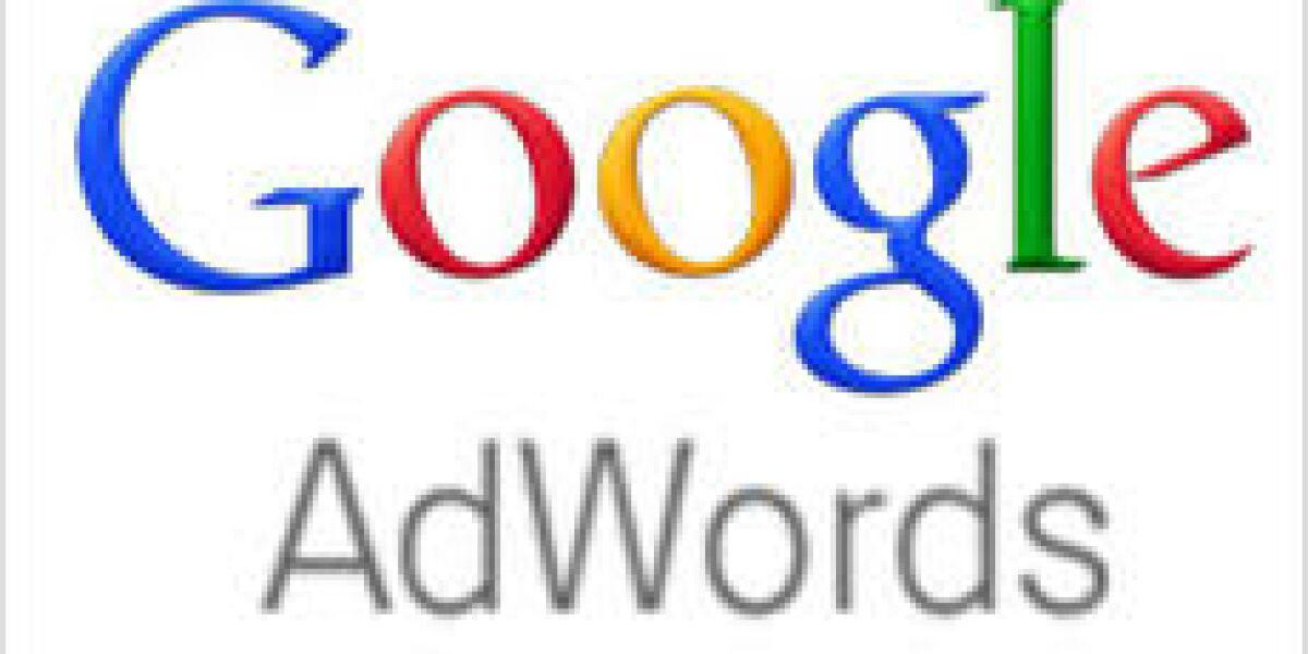 Adwords mit Suche beim Tippen