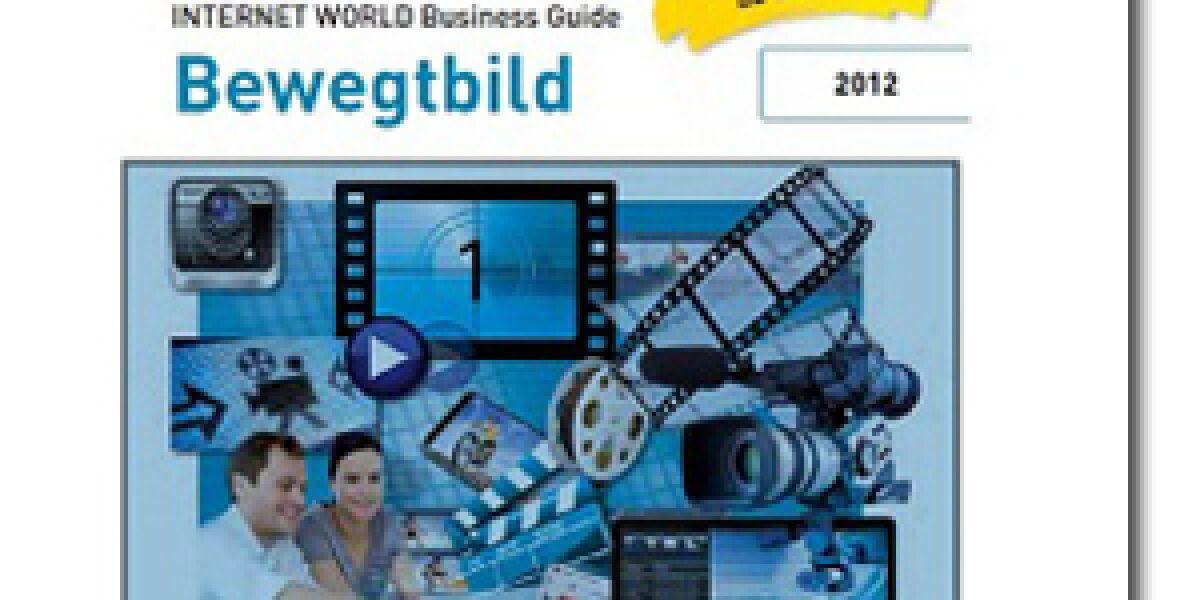 """INTERNET WORLD Business Guide """"Bewegtbild"""""""