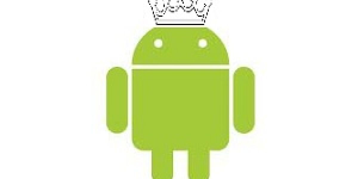 US-Smartphone-Studie im zwieten Quartal 2012