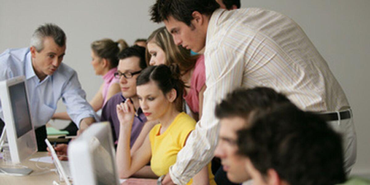 Steigende Nachfrage nach Berufseinsteigern in der digitalen Wirtschaft