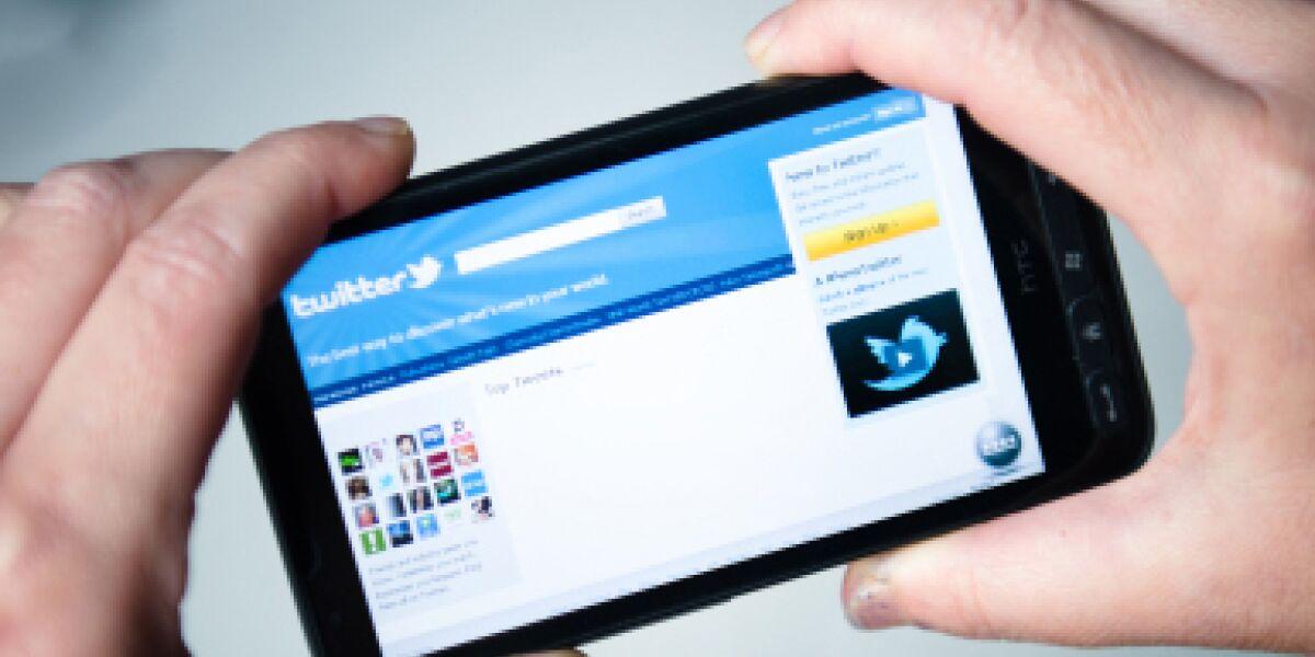 Werbung auf Tablet und Smartphone