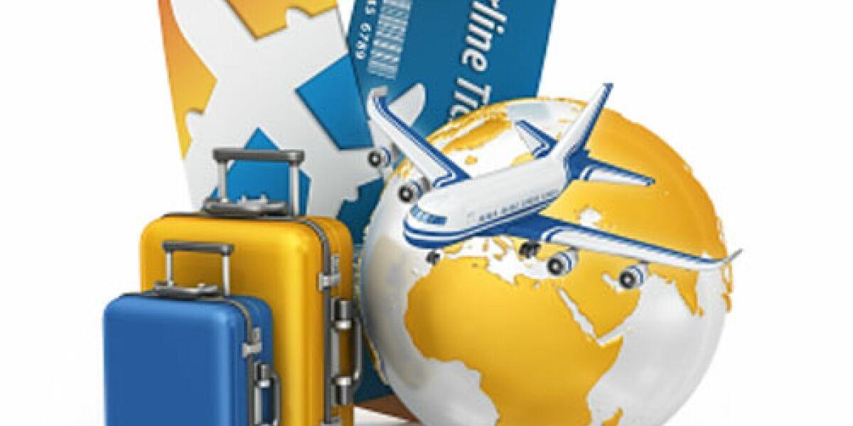 Reiseportale nutzen Social Sharing-Buttons unzureichend