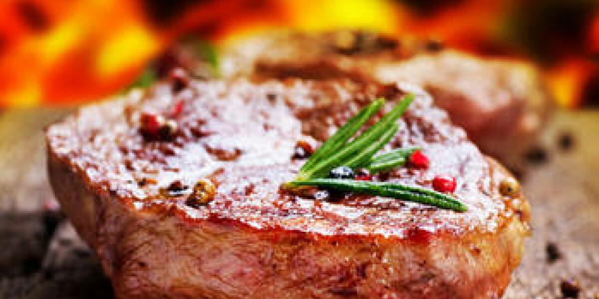 Lecker Steak