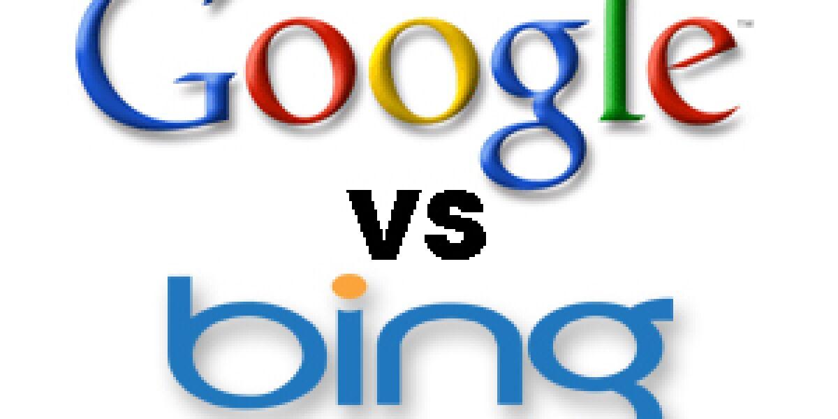 Google vs. Bing