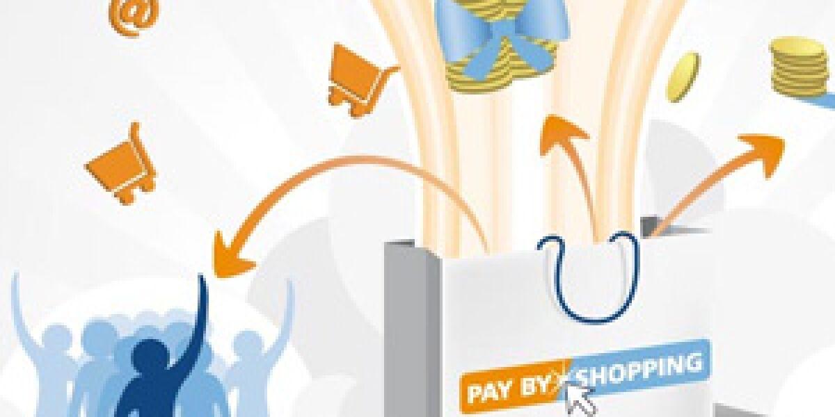 Alternative Bezahlmethoden werden angenommen