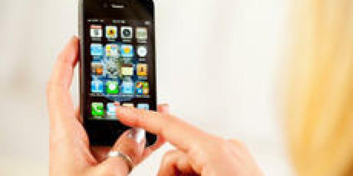 Umsatzprognose für Smartphones