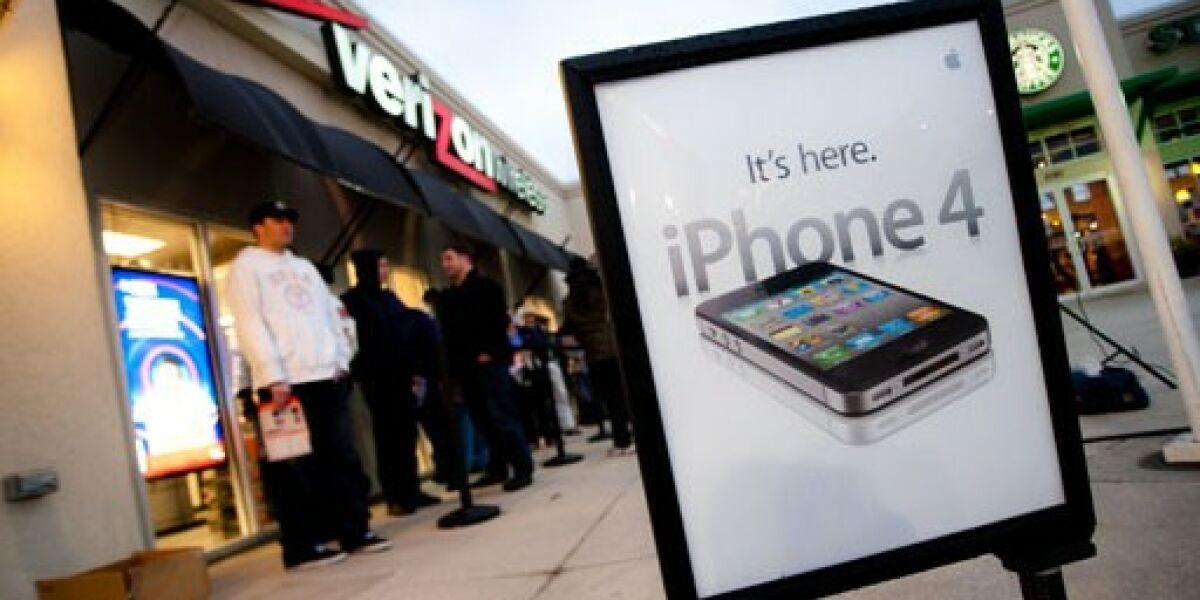 """""""It's here"""" - soll bald auch für das iPhone 5 gelten."""