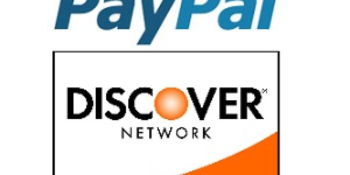 Paypal kooperiert mit Discover