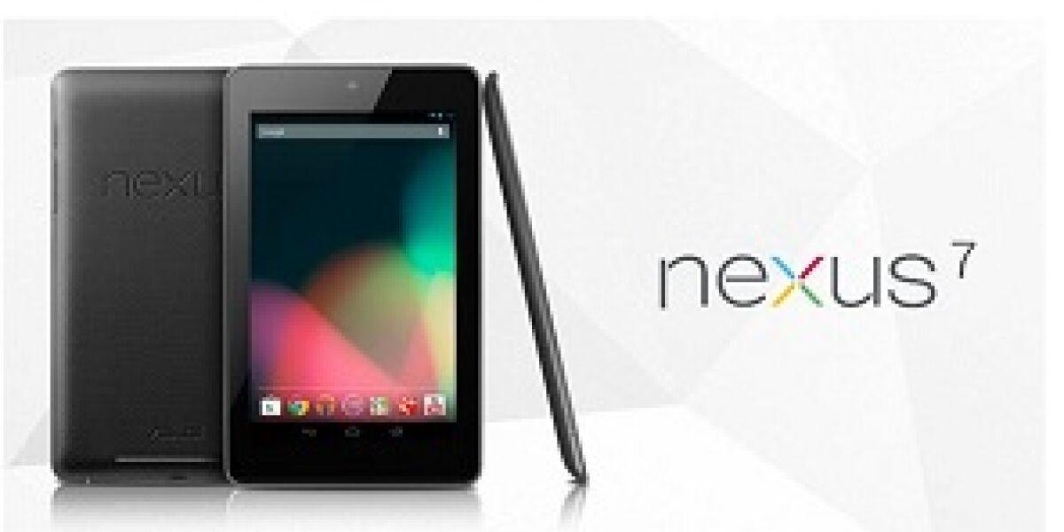 Nexus 7 jetzt auch in Deutschland