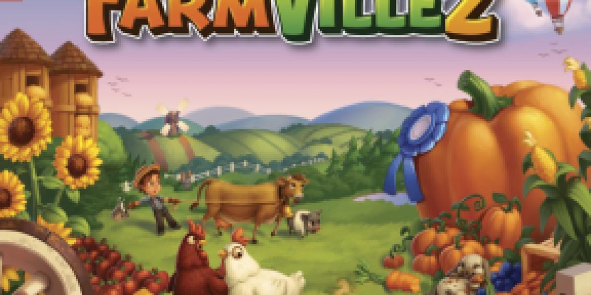 Farmville Neuauflage ist da