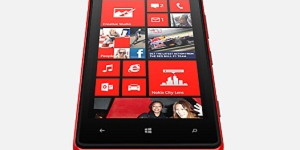 Smartphone-Vorstellung bei Nokia