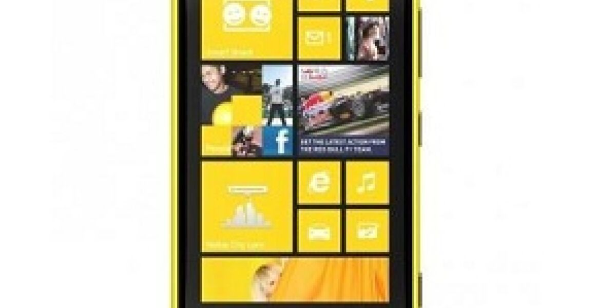 Nokias Lumia kommt im November