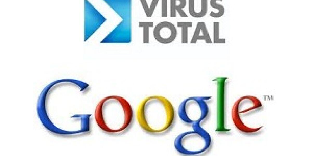 Google kauft VirusTotal