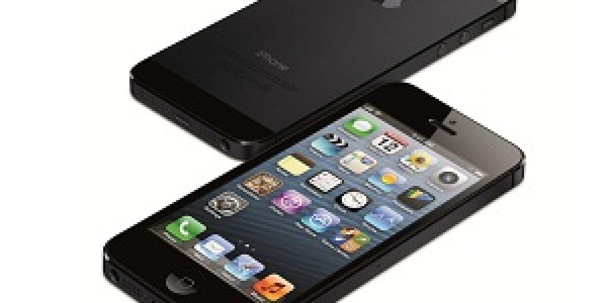 iPhone 5 ist da