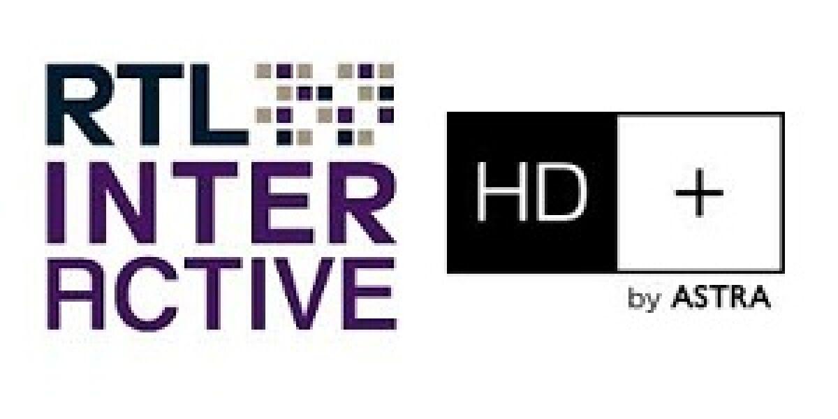 RTL interactive und HD Plus kooperieren