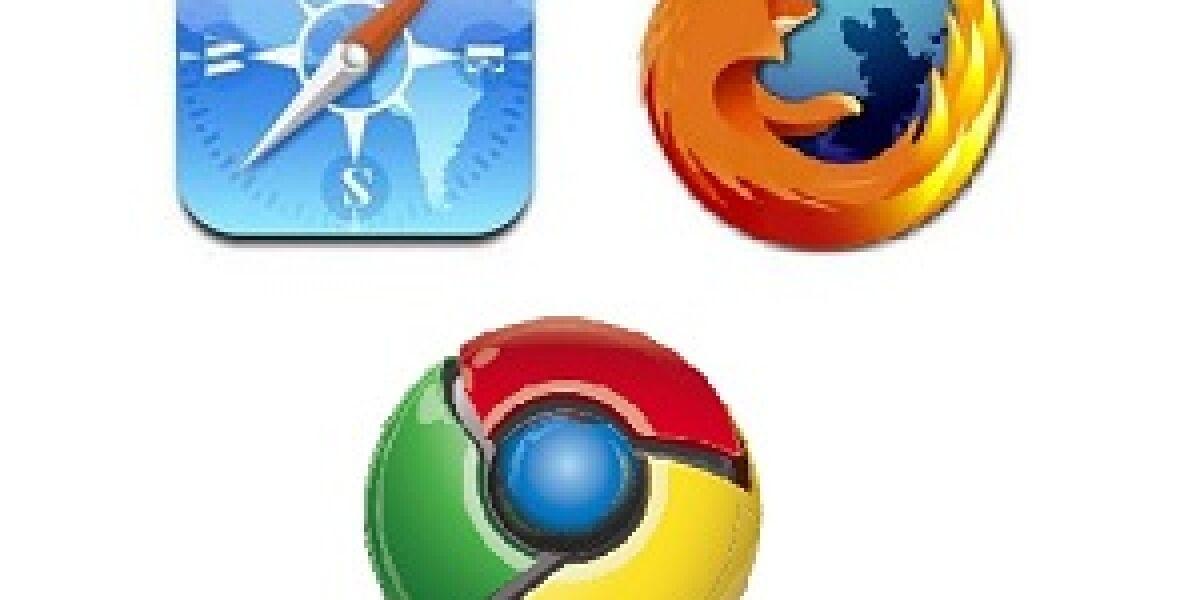 Nutzung vorinstallierter Browser