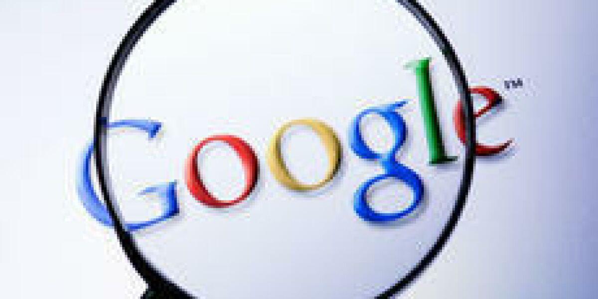 Google-Suche integriert Film-Clips