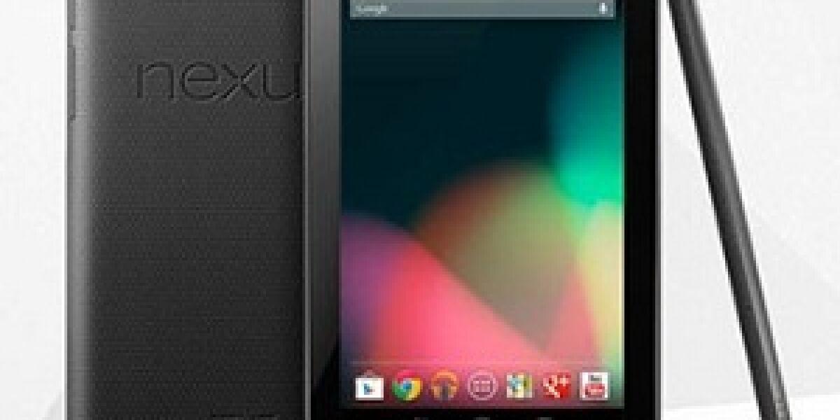 Neuer Nexus-Flachrechner in der Mache?
