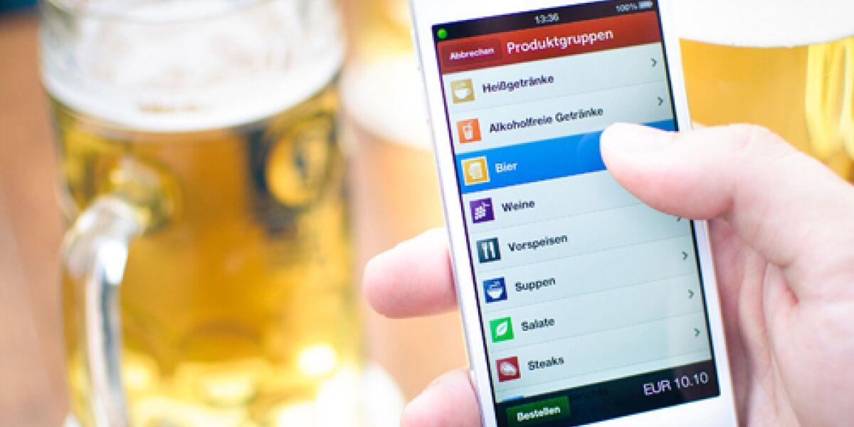 Sechsstellige Finanzierung für mobiles Kassensystem Pepperbill