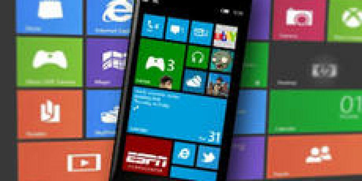 Microsoft stellt Windows Phone 8 vor