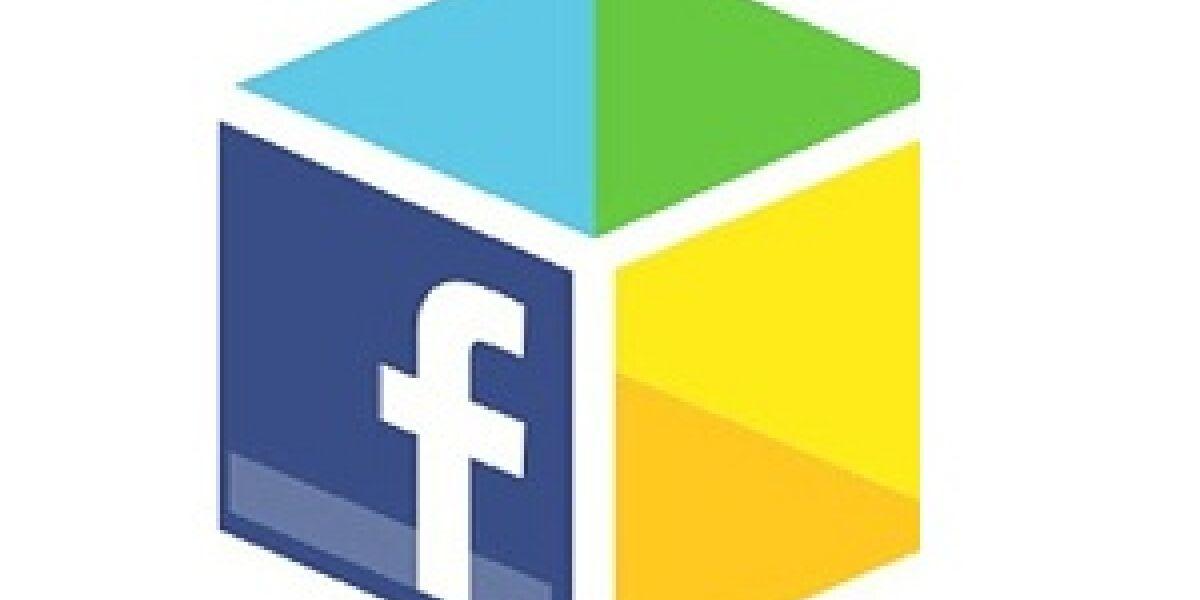 Stichwort-Suche im Facebook App Center