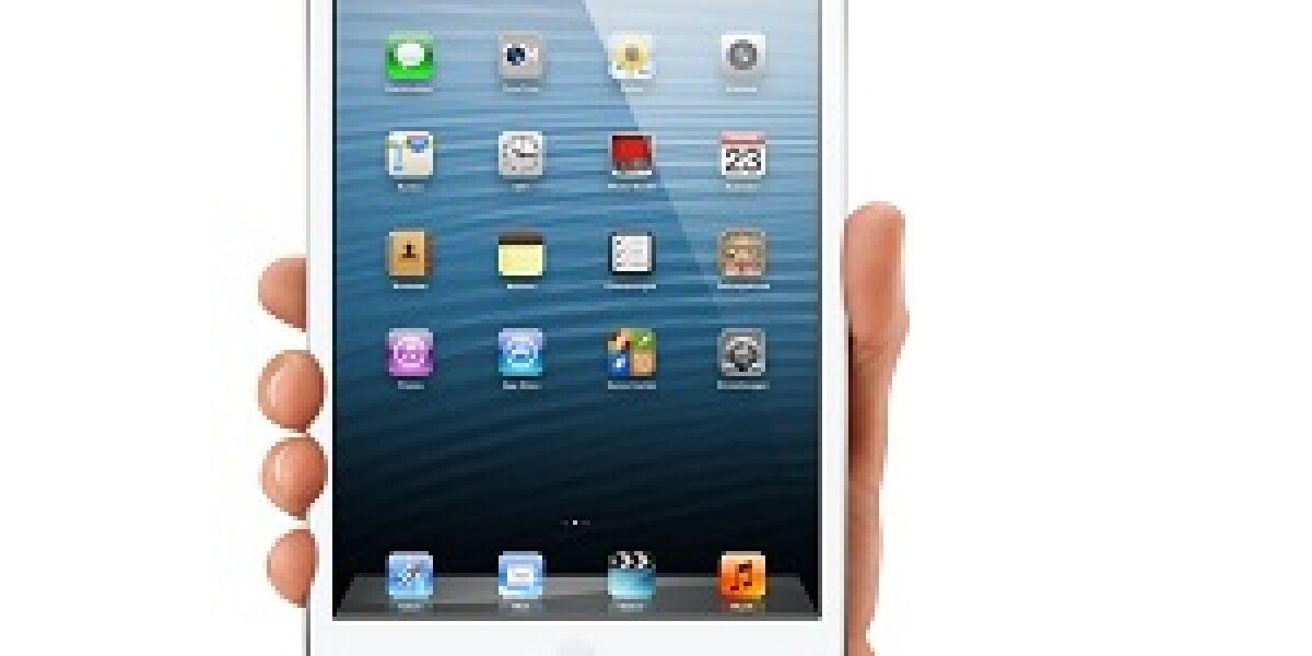 iPad-Verkaufsstart
